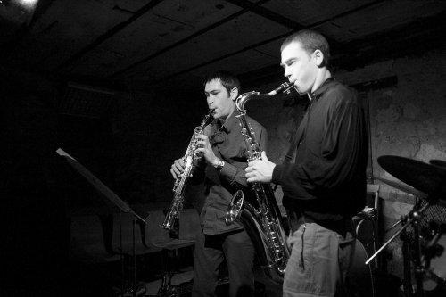Avec Ewan Fagant 2 By C. Alary 2007 medium